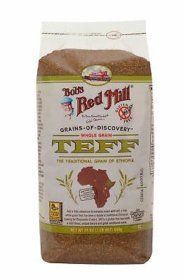 Bob's Red Mill Whole Grain Teff, 24-ounce (Pack of 4)