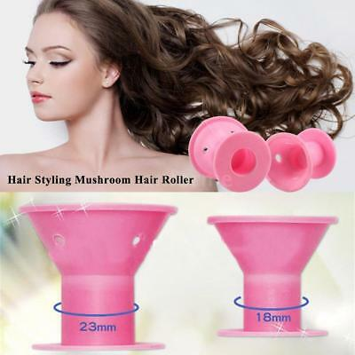 The Sleep Styler For Long Hair Rollers Curlers - No Damage To Your Hair K4S6
