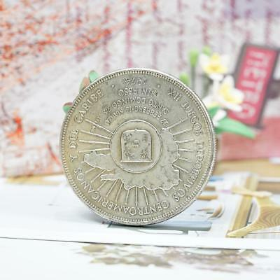 1pc Twelfth Central American and Caribbean Games Commemorative Coin gift Pro AU