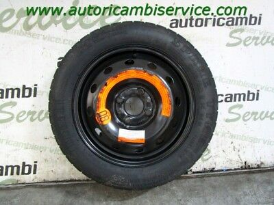 Spare Wheel Pirelli Tyre Ford Ka 1.2 B 5M 51Kw (2010) Replacement Used