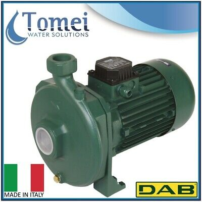 1/2 Hp DAB Centrifugal water pump K 20/41 pressure booster electric in cast-iron