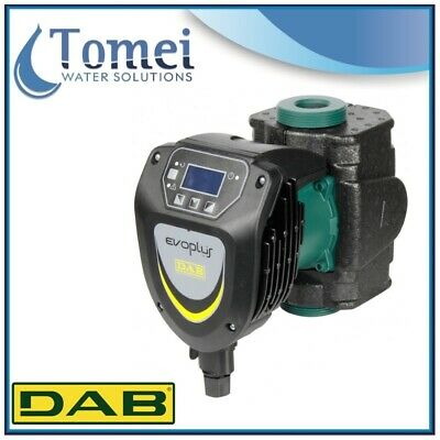 DAB Wet Rotor Electronic Circulator EVOPLUS Small 40/180XM 70W 220/240V 180mm