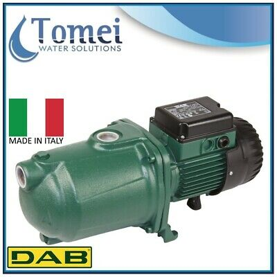 Centrifugal Electric Water Pump in Cast-Iron EURO25/30 M 0,37KW 0,5HP 240V DAB