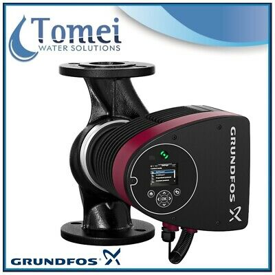 GRUNDFOS Electronic Circulator MAGNA3 50-60F PN6 0,25kW 1x230V 240mm 50/60Hz