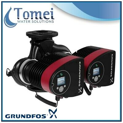 GRUNDFOS Electronic Circulator MAGNA3 D 50-60F PN6/10 0,24kW 230V 240mm 50/60Hz