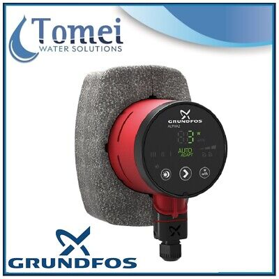 GRUNDFOS Electronic Circulator ALPHA2 25-50 26W 1x230V 130mm 50/60Hz
