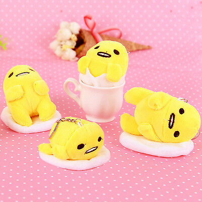 Multi-Character GUDETAMA Lazy EGG Mame Petit Plush Doll Mascot Kawaii Toy  1Ksd
