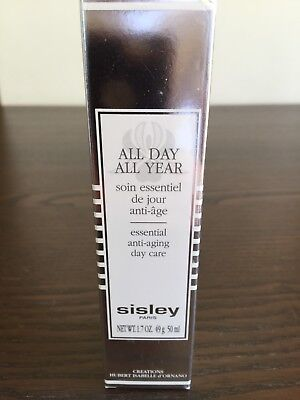 SISLEY : ALL DAY ALL YEAR - ESSENTIAL ANTI AGEING DAY CARE 50ml