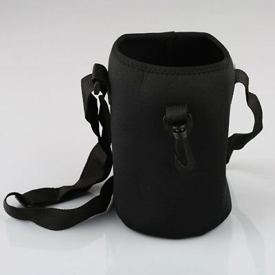 2L Large Water Bottle Carrier Insulated Cover Bag Sleeve Pouch Strap Holder
