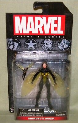 Marvel Universe WASP Infinite Series 2014 3.75 Inch Action Figure Ant-man's Wife