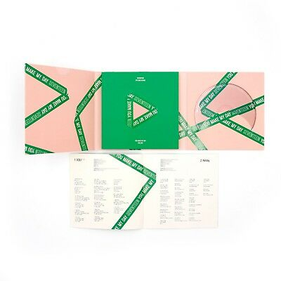 [SEVENTEEN]5th mini album-You Make My Day Album/FOLLOW Version/NO PHOTOCARD