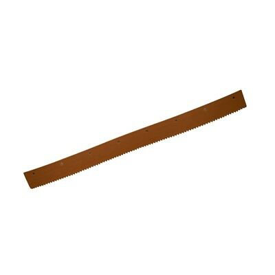 "Magnolia Brush 8424R 24"" Serrated Edge Floor Squeegee Refill"