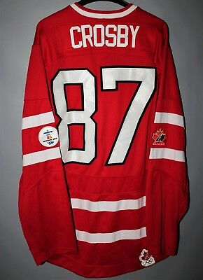 crosby olympic jersey