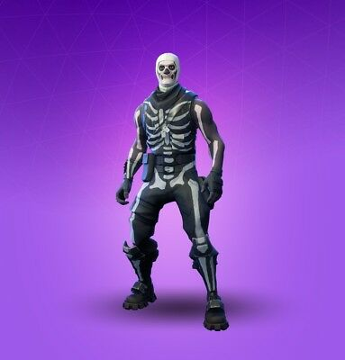 Fortnite Account With Skulltrooper And Renegade Raider