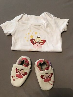 Baby Girl Pre Shoes Gift Set