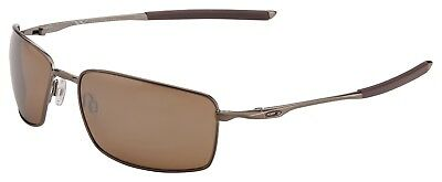 c8b48a5b439 OAKLEY SQUARE WIRE Sunglasses OO4075-06 Tungsten