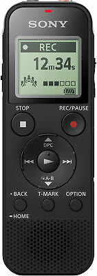 SONY ICD-PX470 - Stereo Digital VOICE RECORDER - Up To 55 Hours Battery Life