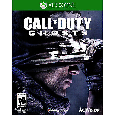Call of Duty: Ghosts Xbox One [Brand New]