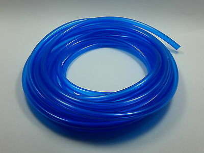 "50' 1/4""ID / 6mm Fast Flow Fuel Line for Cycle/ATV/Jetski/Snowmobile/Cart BLUE"