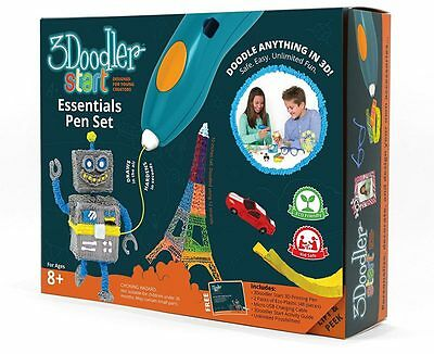 3Doodler Start Essentials Pen Set - Ages 8+ * GorillaSpoke, Free P&P Worldwide!