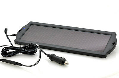 Solar Powered 12V 15W Battery Trickle Charger - GorillaSpoke, Free P&P IRE & Uk!