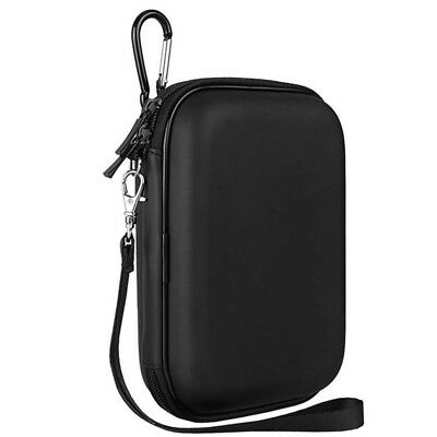 EVA Shockproof Hard Drive Carrying Case Travel Carrying Case for 2.5-inch H6N6