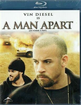 A Man Apart [Blu-ray] New & Factory Sealed!!