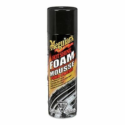 Meguiar's G13919C Hot Shine Tire Foam, 19-Ounce, (Non-Carb Compliant)