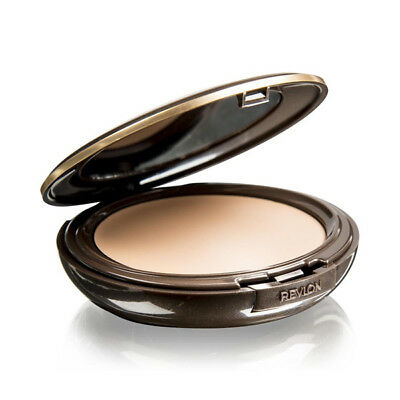 REVLON New Complexion One-Step Compact Makeup 02 Tender Peach - 0.35 oz. (
