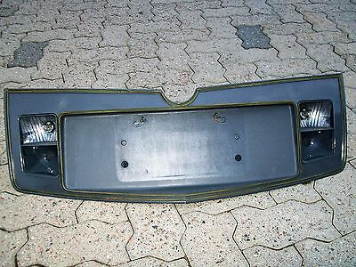 2003 Cadillac CTS Trunk Finish Panel / Reverse Lights/ Wiring Harness.