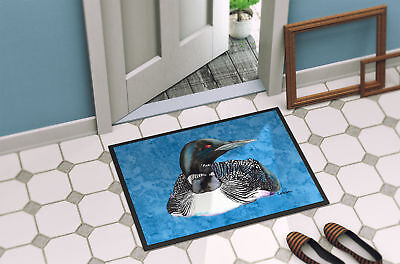 Carolines Treasures  8717JMAT Loon Indoor or Outdoor Mat 24x36