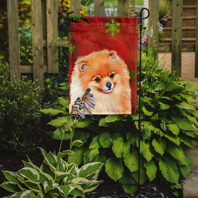 Large Concrete Pomeranian Statue Or Use As A Memorial Grave Marker