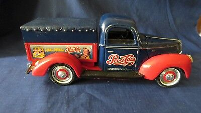 Pepsi Cola Truck - Plastic and Metal