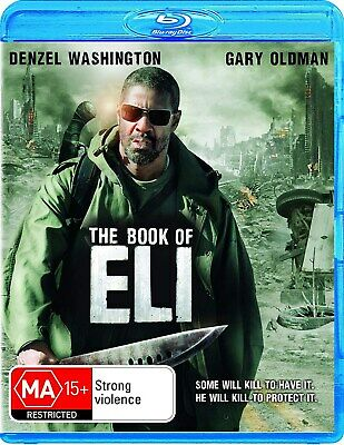 The Book of Eli Blu-ray Region B NEW