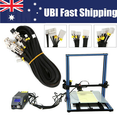 AU 1M Extension Cable Kits For Creality 3D CR-10 10S CR-10 400 500 3D Printer