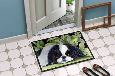 Carolines Treasures  SS8322MAT Japanese Chin Indoor Outdoor Mat 18x27 Doormat