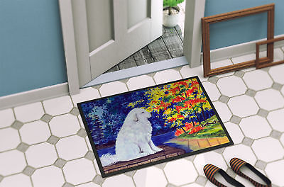Carolines Treasures  SS8240MAT Great Pyrenees Indoor Outdoor Mat 18x27 Doormat