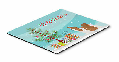 Shih Tzu Merry Christmas Tree Mouse Pad, Hot Pad or Trivet