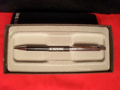 Sheaffer Mechanical Pencil W/ Exxon Logo + Factory Copy from '70's