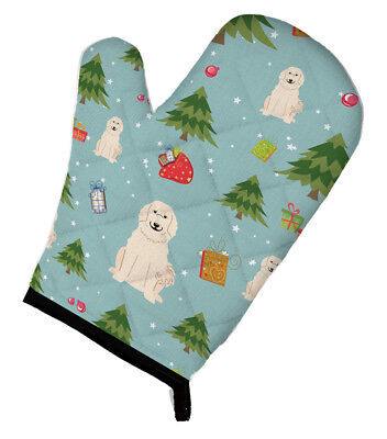 Carolines Treasures  BB4743OVMT Christmas Great Pyrenese Oven Mitt