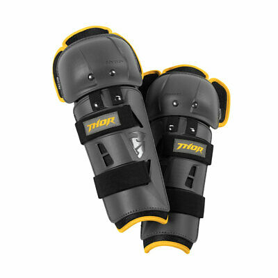 2019 Thor Sector GP Knee Guard Set for Offroad Dirt Bike Riding - Pick Size