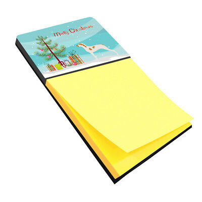 Carolines Treasures  BB8434SN Ariege Pointer Christmas Sticky Note Holder