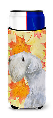Sealyham Terrier Fall Michelob Ultra Hugger for slim cans