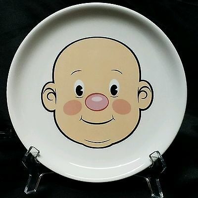 """Fred """"Plays With His Food Plate"""""""