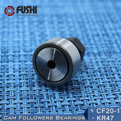 KR47 CF20-1 Cam Followers Bearing 20mm (1 PC) Stud Track Rollers NAKD47 Bearings
