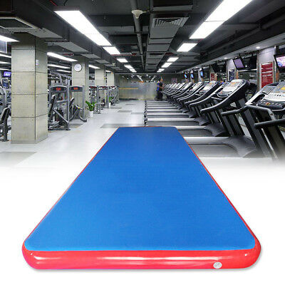 New Large 7x2m Air Tumbling Track Gymnastics Cheerleader Inflatable Mat Gym Mat