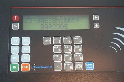 SYNEL Presence Perfect Terminal Model SY-777 IP 65 TimeAmerica