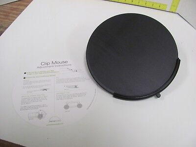 Humanscale 8.5 Inch Clip Mouse Pad - Add to Your Keyboard Tray