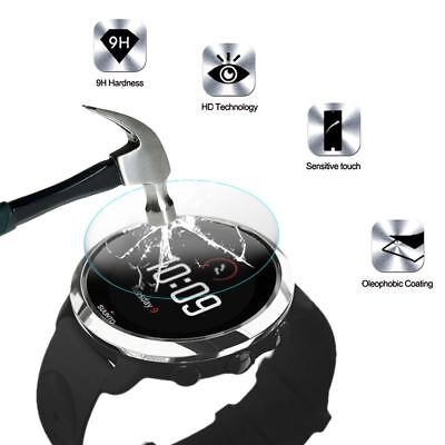 9H Screen Protector Tempered Glass Film for SUUNTO 3 Fitness Watch NEW
