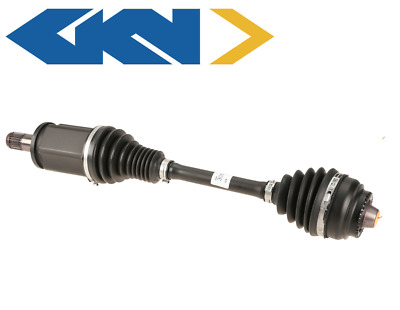 NEW BMW F10 F12 F13 Front Driver Left Axle Shaft Assembly (Output Shaft) OEM GKN